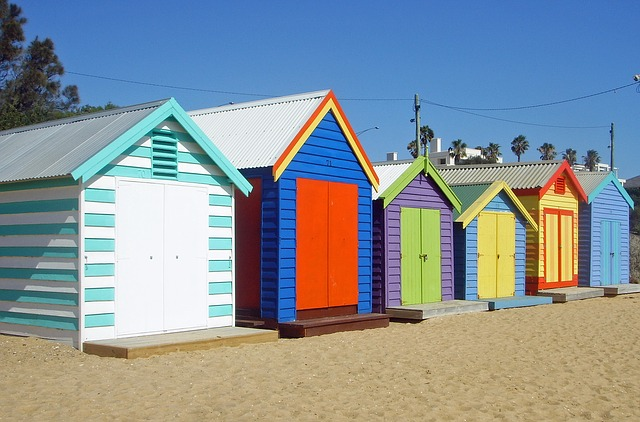 Melbourne-Strand