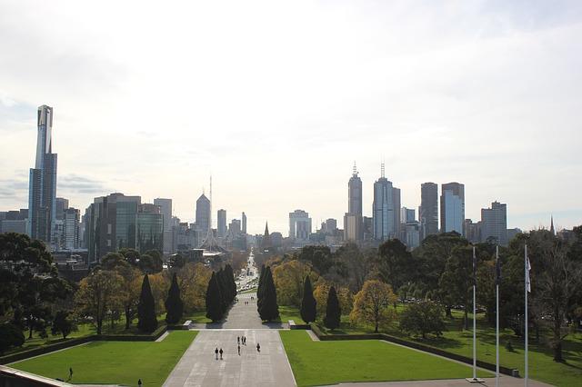 Skyline-Melbourne