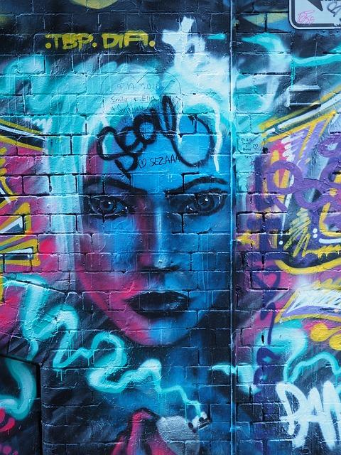 Streetart-Melbourne